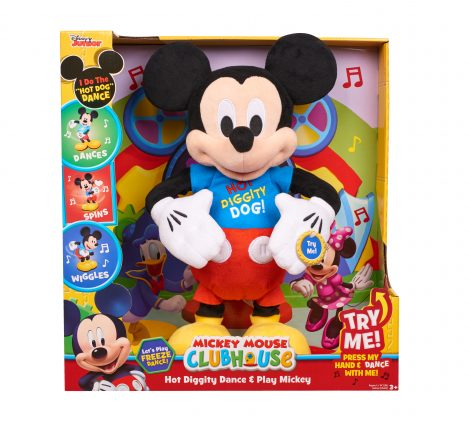 "Disney Junior's ""Hot Diggity Dance and Play Mickey"" Is Mine!"