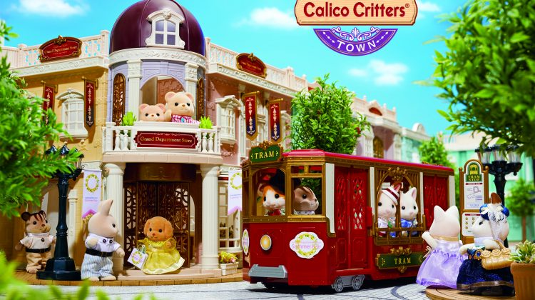 Calico Critters Came To Town! #MeetStella #CalicoCritters