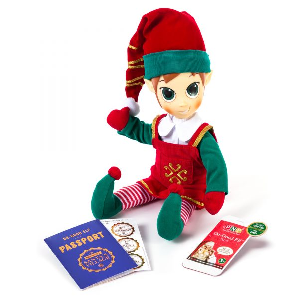 Merry Christmas Giveaway! Three Gifts From The Portable North Pole