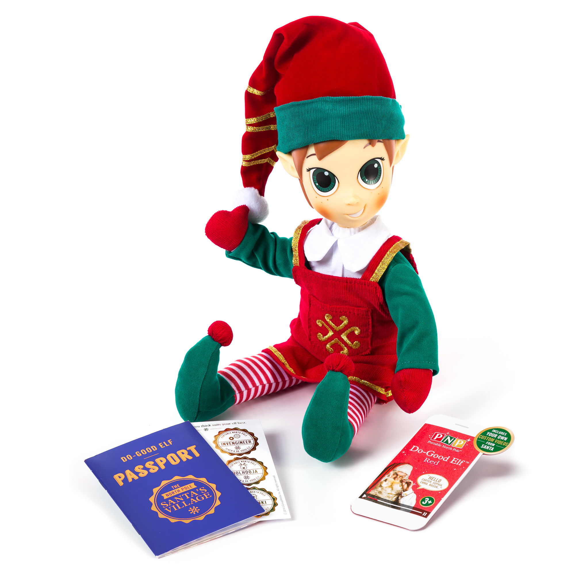 Giveaway - Three Merry Christmas Gifts From The Portable North Pole!