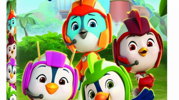 Giveaway – @NickelodeonDVD's Nick Jr: Top Wing DVD! #Nickelodeon