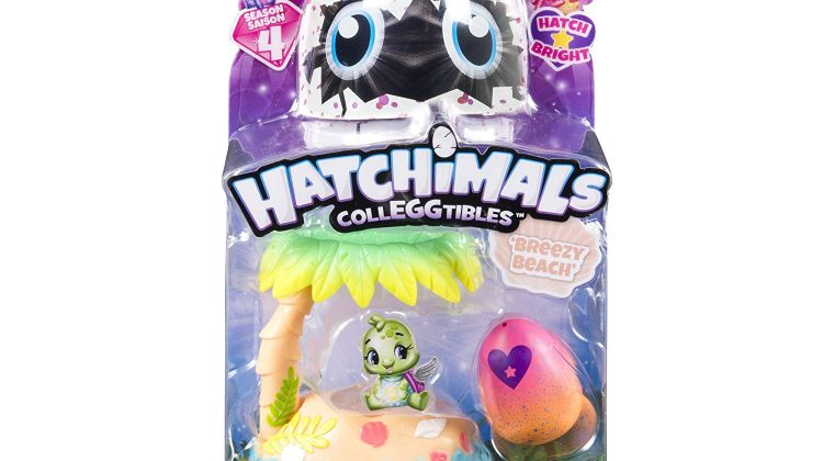 Giveaway – Hatchimal Coleggtibles Hatchy Home Light Up Nest From Season 4! #Hatchimals #ttpm @SpinMaster