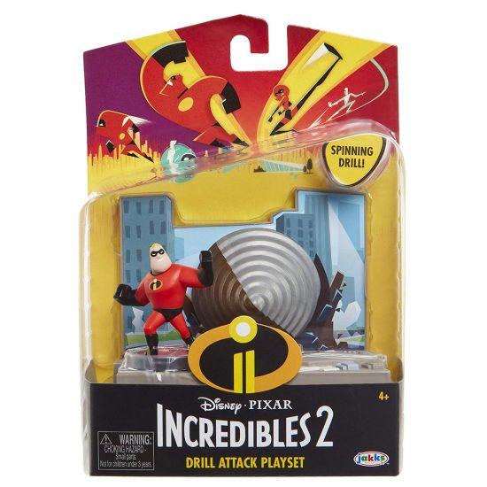 Giveaway - #Incredible2 Drill Attack Playset! @DisneyPixar @TheIncredibles