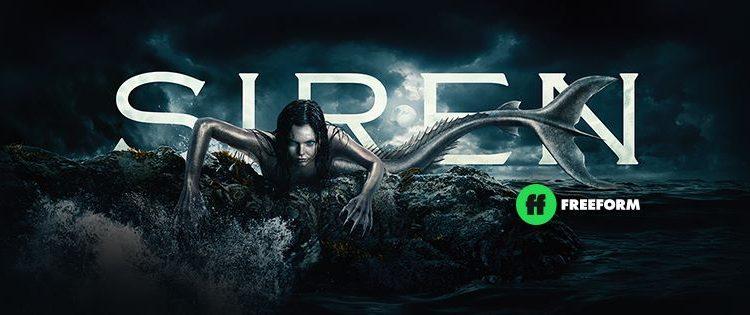 Mermaids Return On Thursday, JAN. 24,  @FreeformTV Announces Season Two Premiere Of 'SIREN' @SirenTV @FreeformTVPR