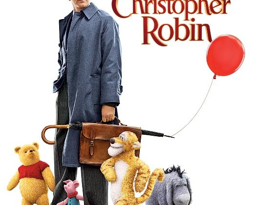 Disney's CHRISTOPHER ROBIN on Blu-ray Nov 6 Giveaway! #ChristopherRobinEvent #ChristopherRobin