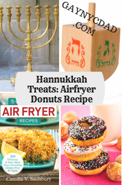 Chanukah Treats