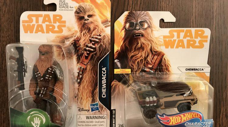 Disney Star Wars Giveaway – Chewbacca! #StarWars @StarWars #Disney @Disney @Hasbro @Hot_Wheels #HotWheels #Chewbacca