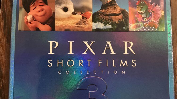 Own PIXAR Short Films Collection Volume Three Now! @DisneyPixar @Disney