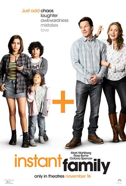 "Paramount's ""Instant Family"" Is This Season's Feel Good Movie!"