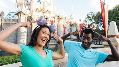 Disney Share Your Ears Campaign Benefiting Make-A-Wish