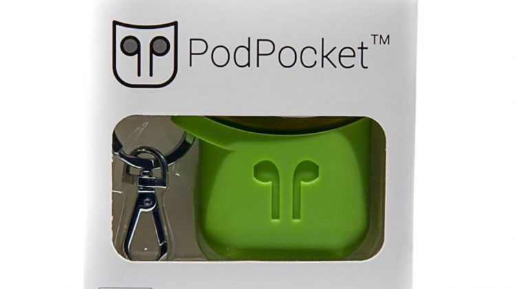 Giveaway – Pod Pocket For Your Apple AirPods! @Apple #Apple