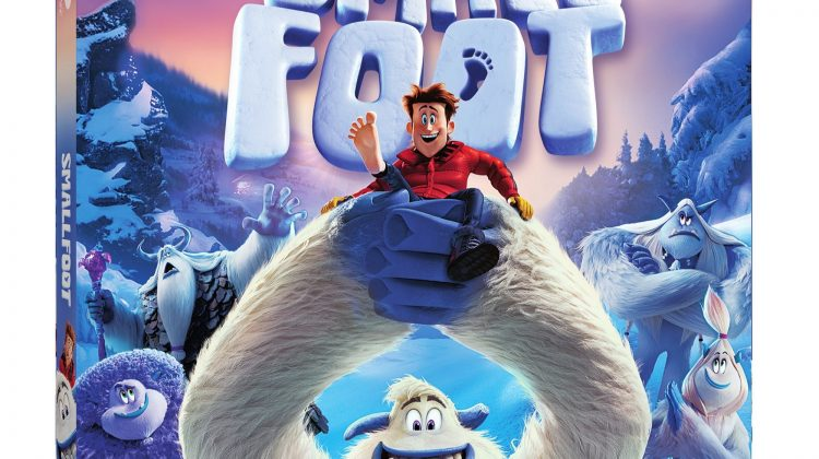 Smallfoot Blu-ray Combo Pack Giveaway! @Smallfoot #Smallfoot @WarnerBrosEnt