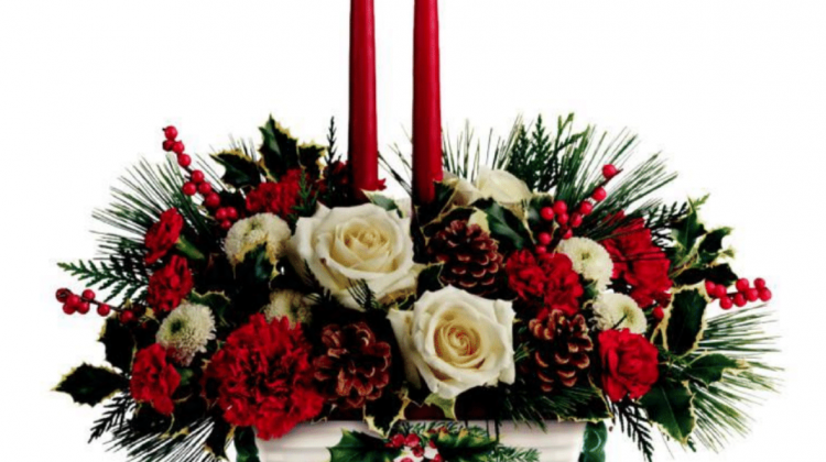 Teleflora Holiday Bouquet Giveaway – $75 Teleflora Gift Card! @Teleflora #Teleflora #LoveOutLoud #TelefloraTable