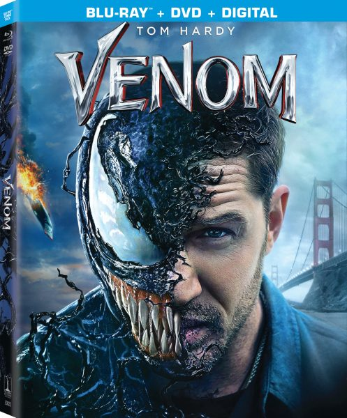 Marvel's VENOM Blu-ray
