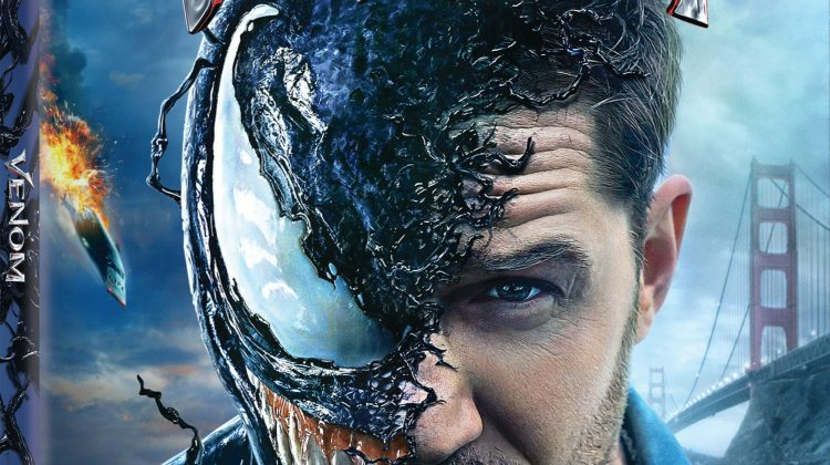 Marvel's VENOM Blu-ray & T-shirt Giveaway From @SonyPictures! @VenomMovie @Marvel #Marvel #Venom