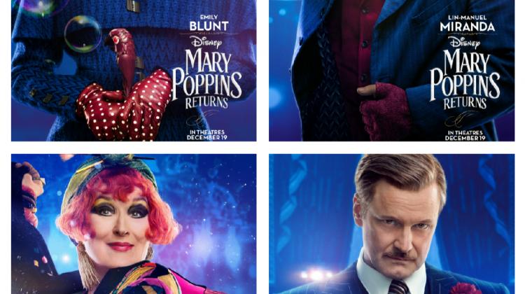 Mary Poppins Returns is a New Classic! #MaryPoppinsReturns #MaryPoppins @disneystudios