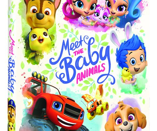 Nick Jr: Meet the Baby Animals DVD Giveaway! @NickelodeonDVD