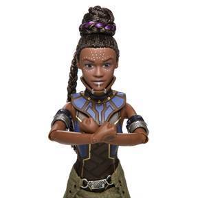 Special Edition Shuri Doll & Captain Marvel Product Info! #WakandaForever @BlackPanther @CaptainMarvel #BlackPanther #CaptainMarvel