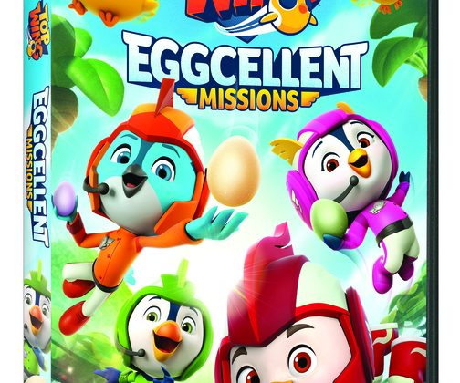 .@NickelodeonDVD's Top Wing: Eggcellent Missions DVD Giveaway!