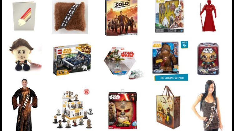 Star Wars Gift Pack Giveaway From My Disney Blogger Friends & I- Win This Holiday Jumbo Toy and Collectible Bundle – Valued at OVER $600!