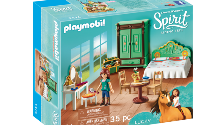 "Giveaway – @Netflix's ""Spirit Riding Free"" Assorted Playsets from @Playmobil! @spiritridingfree #SpiritRidingFree @DreamWorksTV #DreamWorksTV"