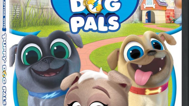 Disney Junior: Playtime with Puppy Dog Pals DVD Giveaway! @DisneyJunior #PuppyDogPals