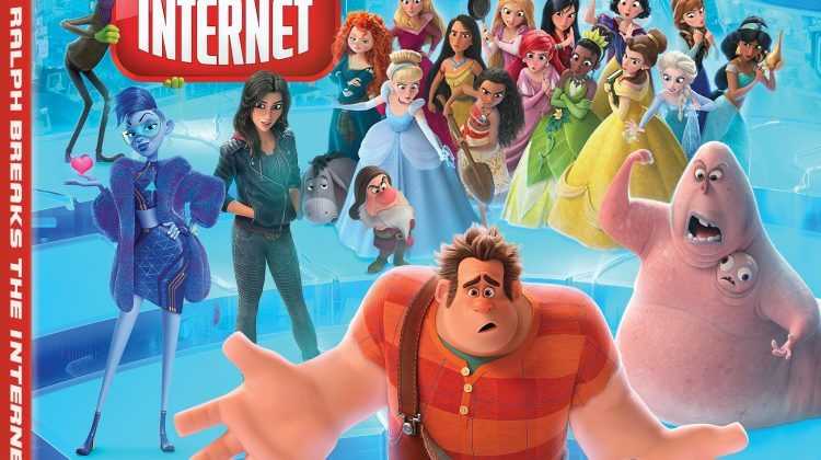 Ralph Breaks The Internet Blu-ray Giveaway! #RalphBreaksTheInternet @wreckitralph