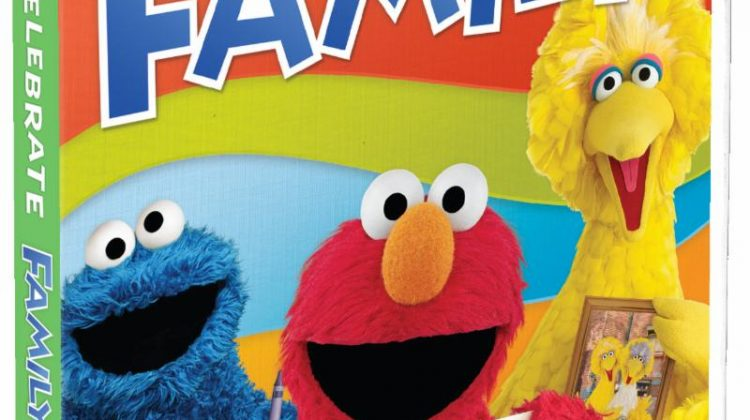 Sesame Street: Celebrate Family DVD Giveaway & Printables! @sesamestreet #sesamestreet