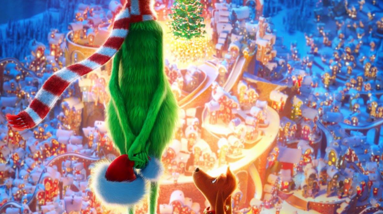 Dr. Seuss' The Grinch Blu-ray Gift Pack Giveaway! @grinchmovie #TheGrinch #grinchmovie
