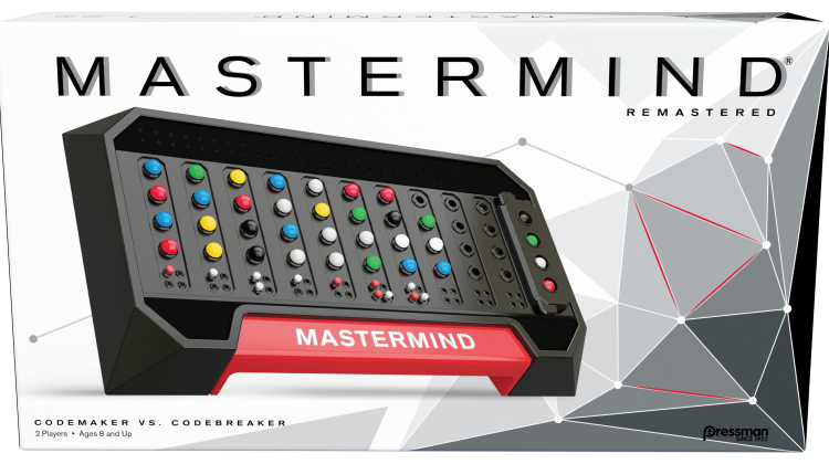 Mastermind Remastered Game Giveaway From @GoliathGamesUS!