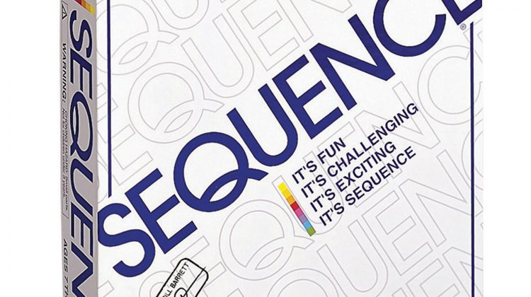 Sequence Family Game Giveaway From @GoliathGamesUS!