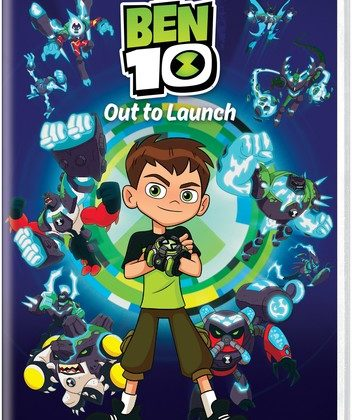 Ben 10 Deluxe Transforming Figures & Ben 10 Out to Launch DVD Giveaway! #Ben10 @CartoonNetwork @PlaymatesToys