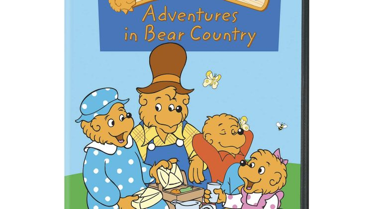 The Berenstain Bears: Adventures in Bear Country DVD Giveaway! @PBSKids