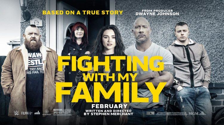 Fighting With My Family Is A Huge Hit! See It This Weekend! #fightingwithmyfamily @FightingWMyFam