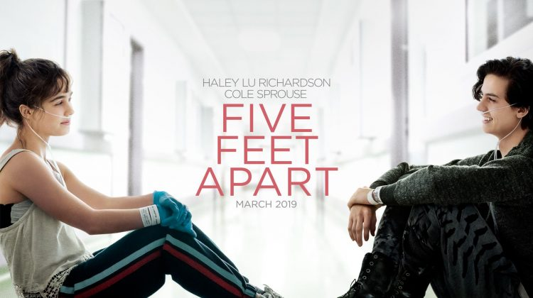 "Free Movie Tickets For The NYC Area For ""Five Feet Apart!"" @fivefeetapartfilm #FiveFeetApart #NYC"