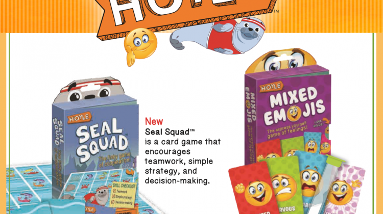 Hoyle Kids Card Games Giveaway! #Hoyle @bicyclecards