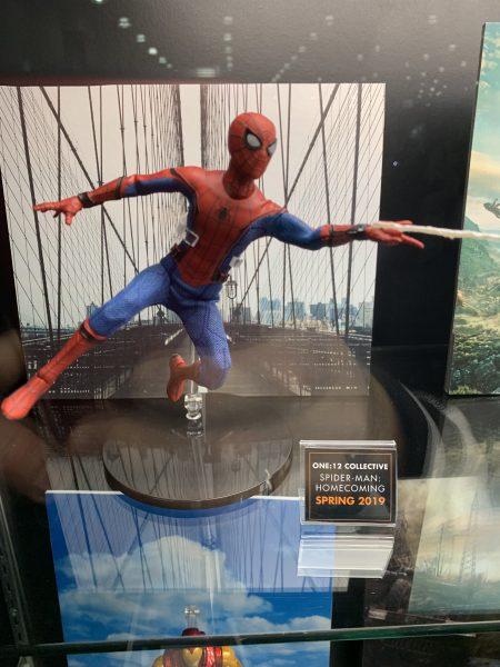 Mezco Toy Fair NY, Spider-Man