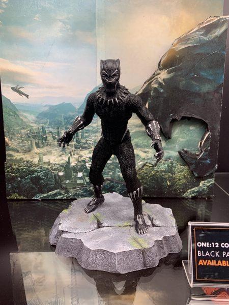 Mezco Toy Fair NY, The King of Wakanda, Black Panther