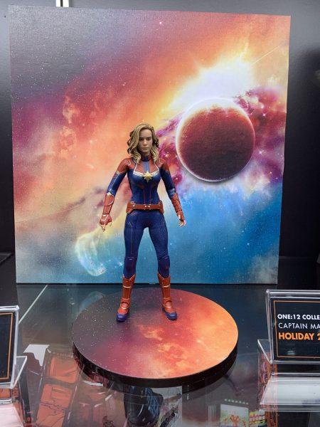 Mezco Toy Fair NY, Captain Marvel