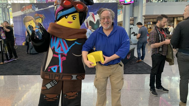 The Lego Movie 2 Lego Giveaway! @TheLEGOMovie #TheLEGOMovie2 @LEGO_Group #NYToyFair2019