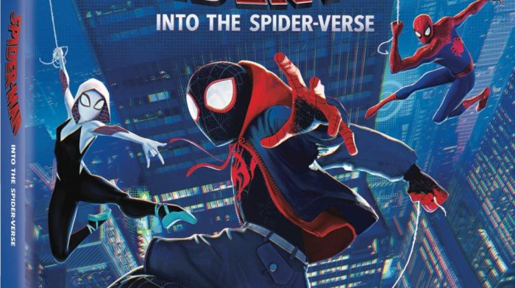 SPIDER-MAN: INTO THE SPIDER-VERSE, 2019's Must Own Movie, Out This Month! @SpiderVerse #SpiderVerse #SpiderMan @SonyHomeEnt @SonyAnimation