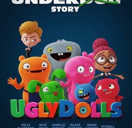 UGLYDOLLS In Theaters on May 3! @UglyDolls #UglyDolls