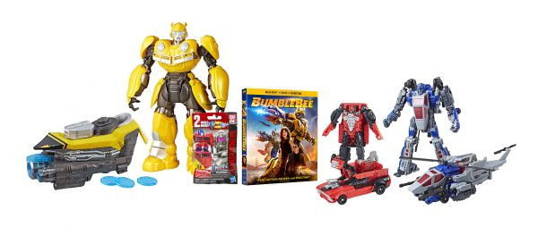 Bumblebee Movie Prize Package