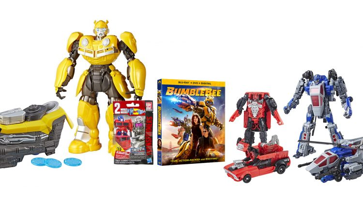 Bumblebee Movie Prize Package Giveaway! #BumblebeeMovie @bumblebeemovie