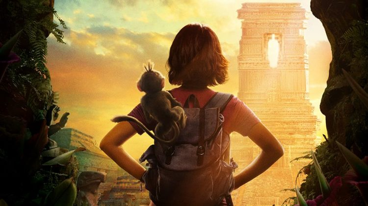 Dora The Explorer! See The Video From The Live Action: Dora And The Lost City of Gold! #DoraMovie @DoraMovie @ParamountPics