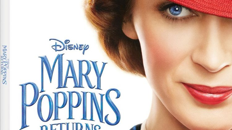 Mary Poppins Returns Giveaway! On Digitial March 12, On Blu-ray March 19th! #MaryPoppinsReturns #MaryPoppins @disneystudios