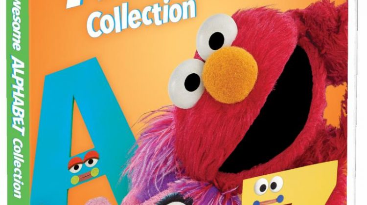 Sesame Street: Awesome Alphabet Collection DVD Double Giveaway! With Printables! @sesamestreet #ThisIsMyStreet #sesamestreet