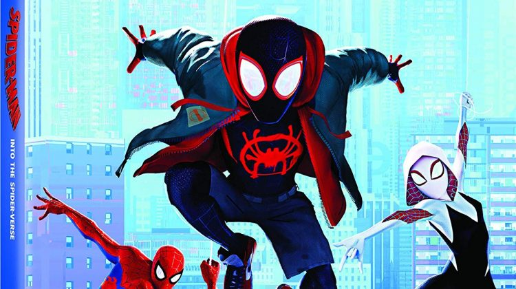 Award Winning Spider-Man: Into The Spider-Verse Is Yours To Own Right Now! @SpiderVerse #Ad #SpiderVerse #Spiderman #MilesMorales @Sony