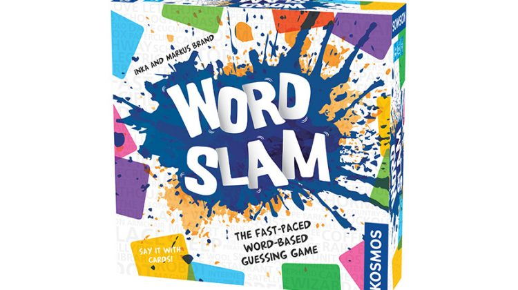 Word Slam Game Giveaway From Thames & Kosmos! @ThamesAndKosmos