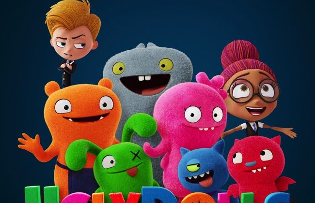 UglyDolls Opens May 3, 2019, Hear The Music, See The Trailer! #UglyDolls @UglyDolls @STXEnt